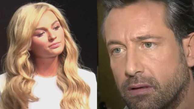 Gabriel Soto confiesa si cambió el anillo de Irina Baeva tras críticas