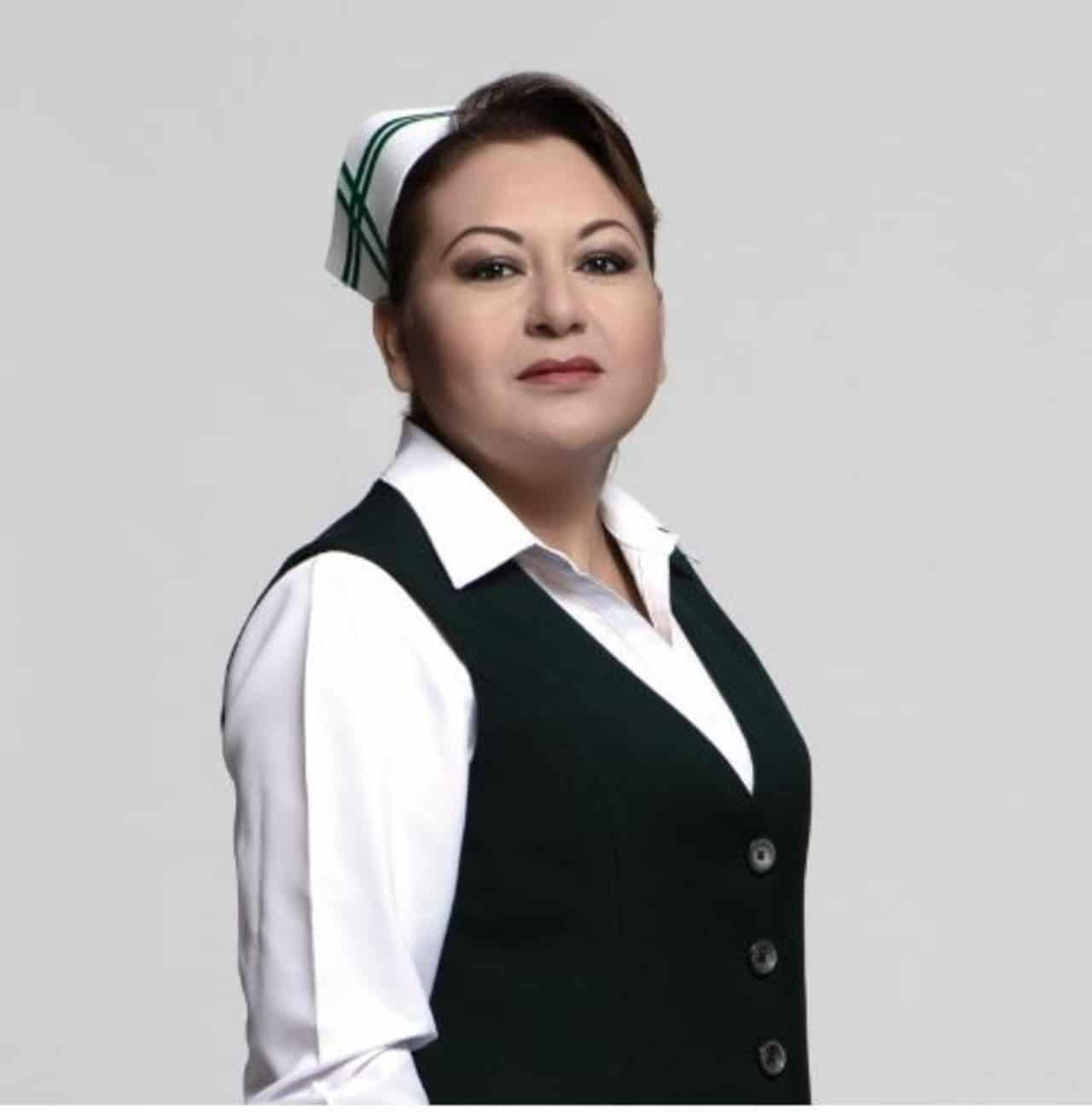 Jefa Norma Torres Mujeres destacadas mexicanas rumbo al 8 de Marzo