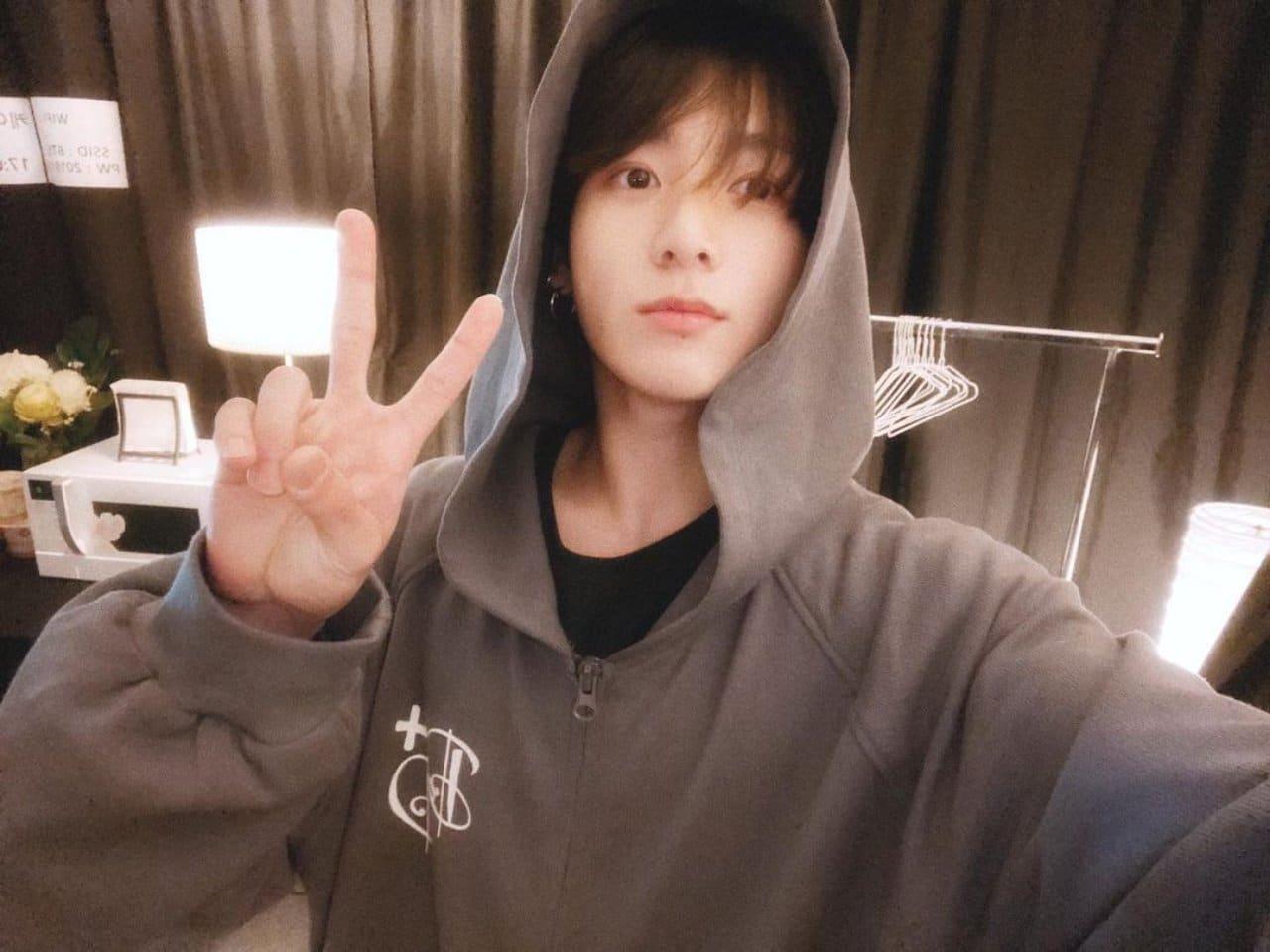 Jungkook quiso usar su nombre real