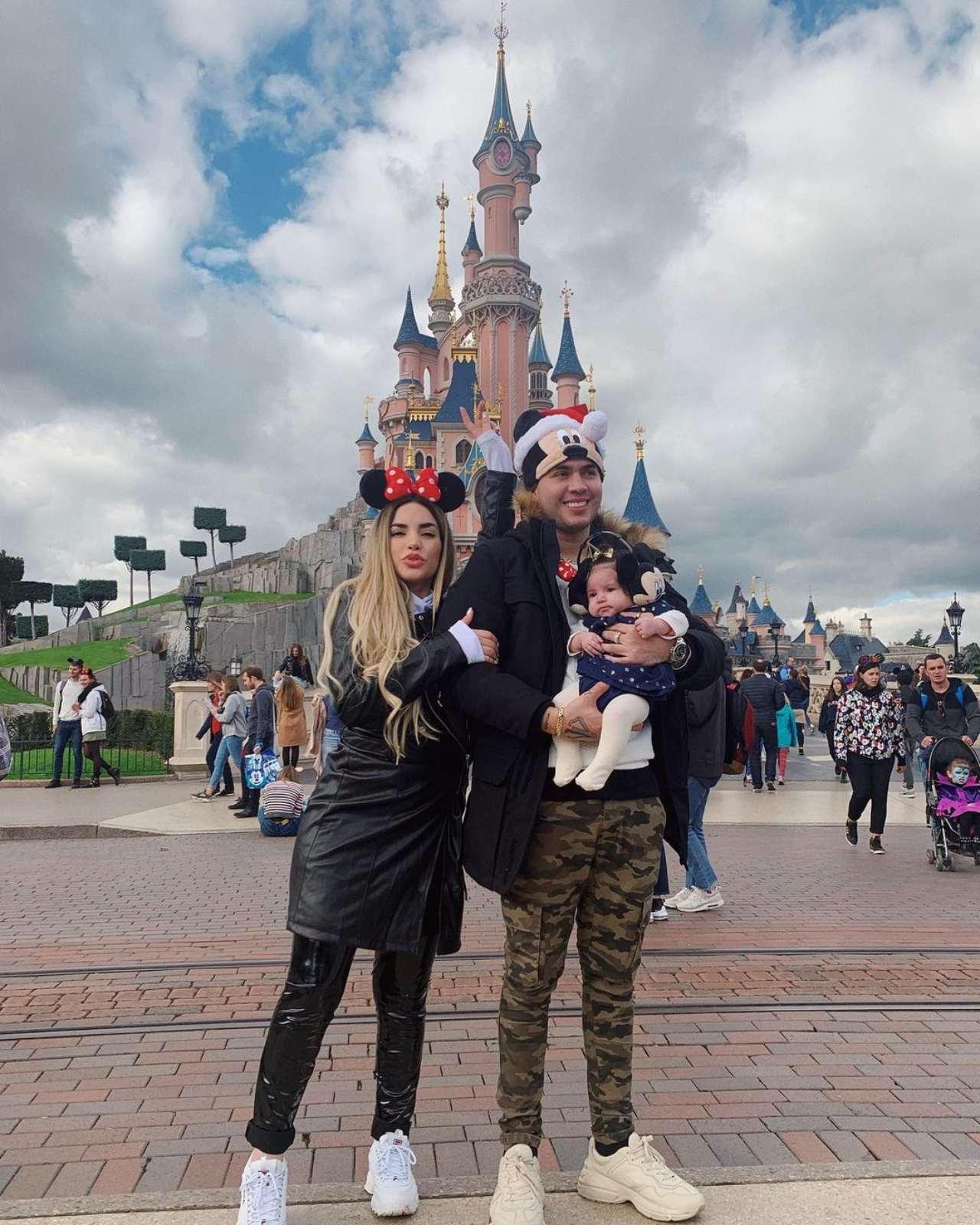 Kima Kimberly Loaiza JD Pantoja Disney