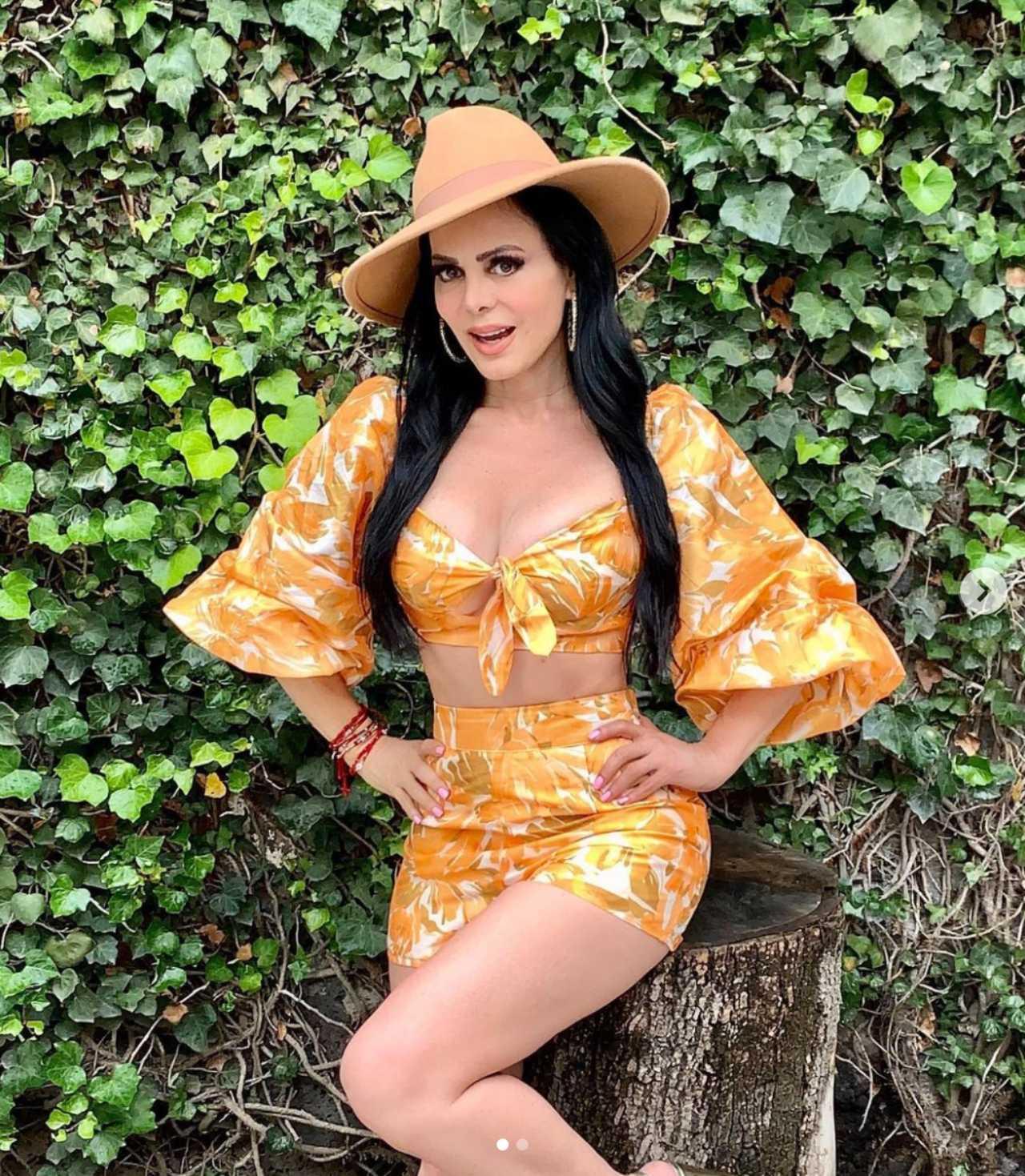 Este fue el look que Maribel copió a Tania Ruiz
