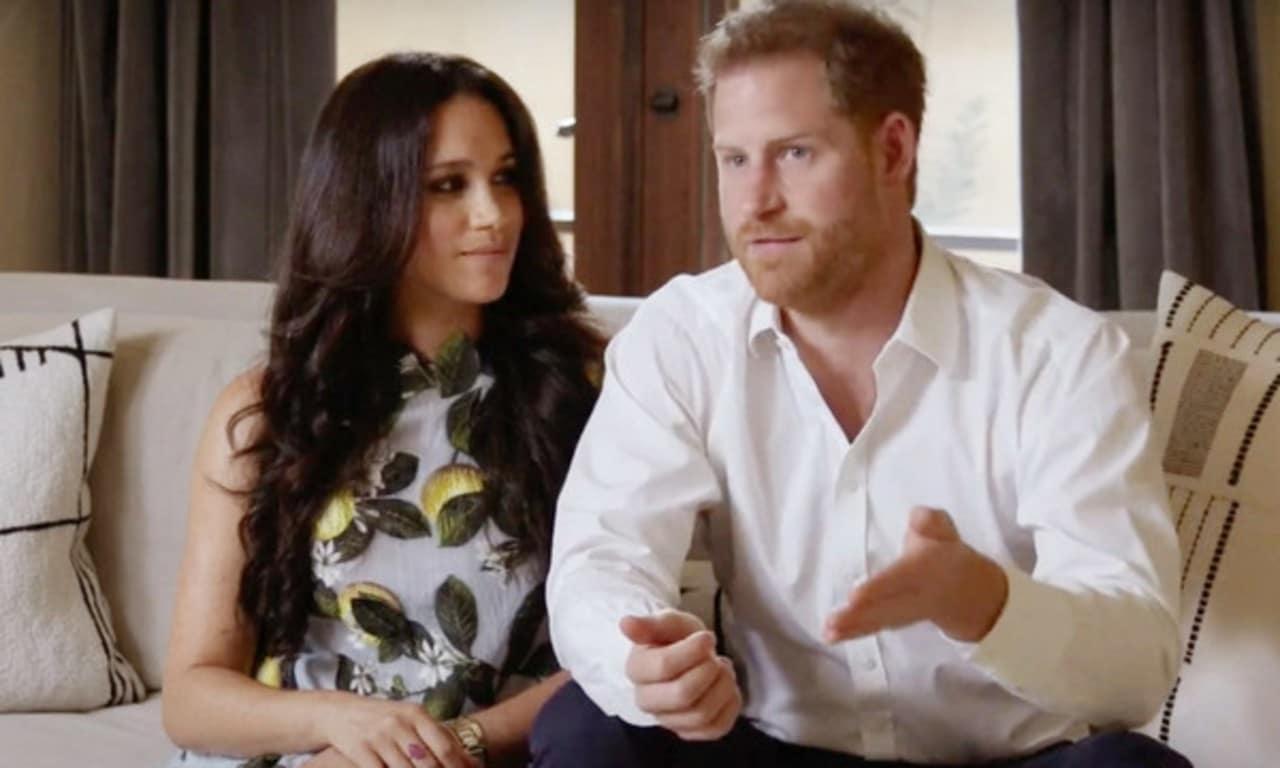 familia real meghan markle harry hijo racismo amenazas