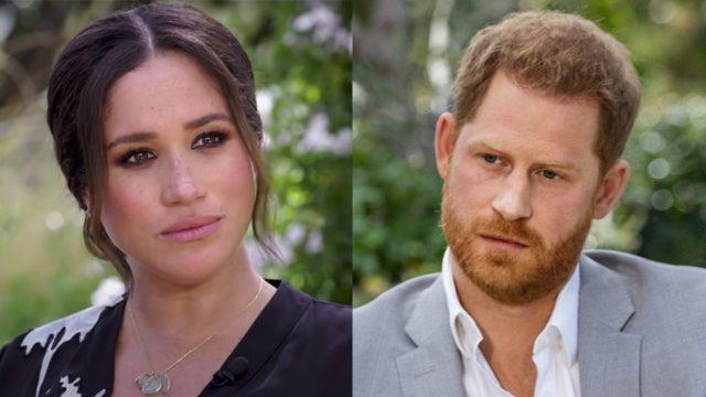 Meghan Markle y Harry exponen amenazas y racismo de la Familia Real