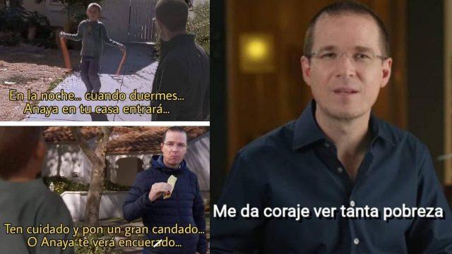 Los mejores memes para evitar que Ricardo Anaya se meta a tu casa