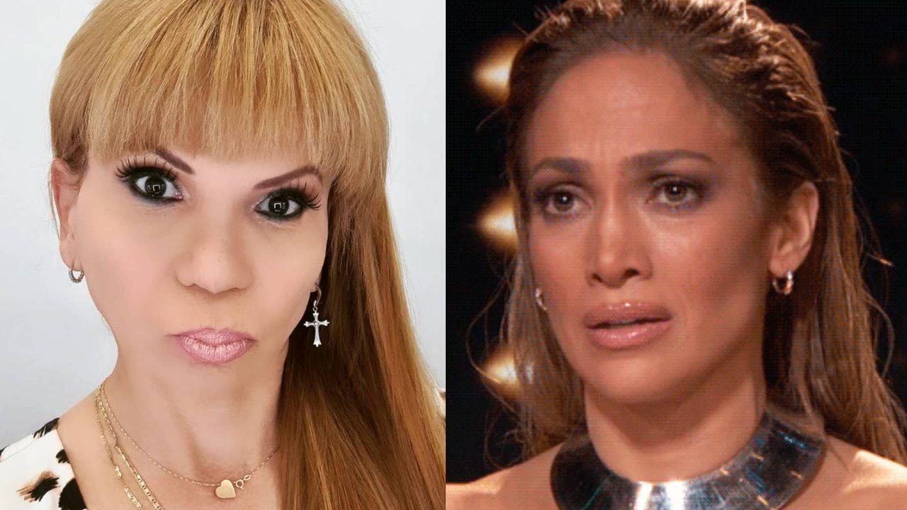 Mhoni Vidente asegura que Jennifer Lopez mintió sobre su separación por fama
