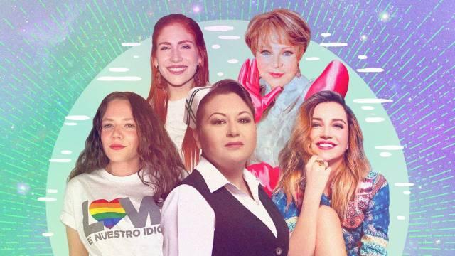 Mujeres destacadas mexicanas rumbo al 8 de Marzo