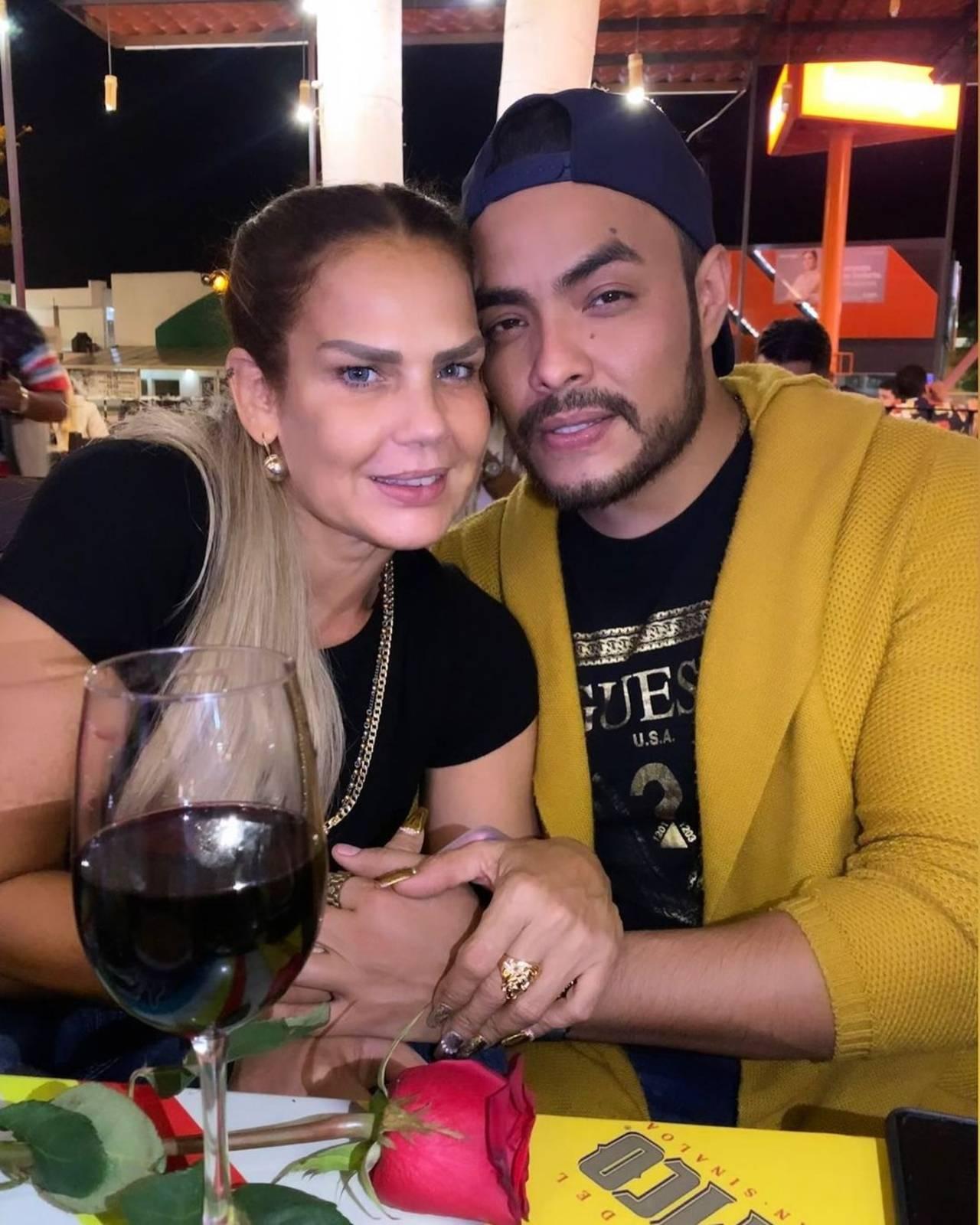 Niurka Marcos nuevo novio marko peña menor que ella