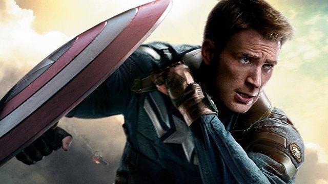 Capitan América Chris Evans