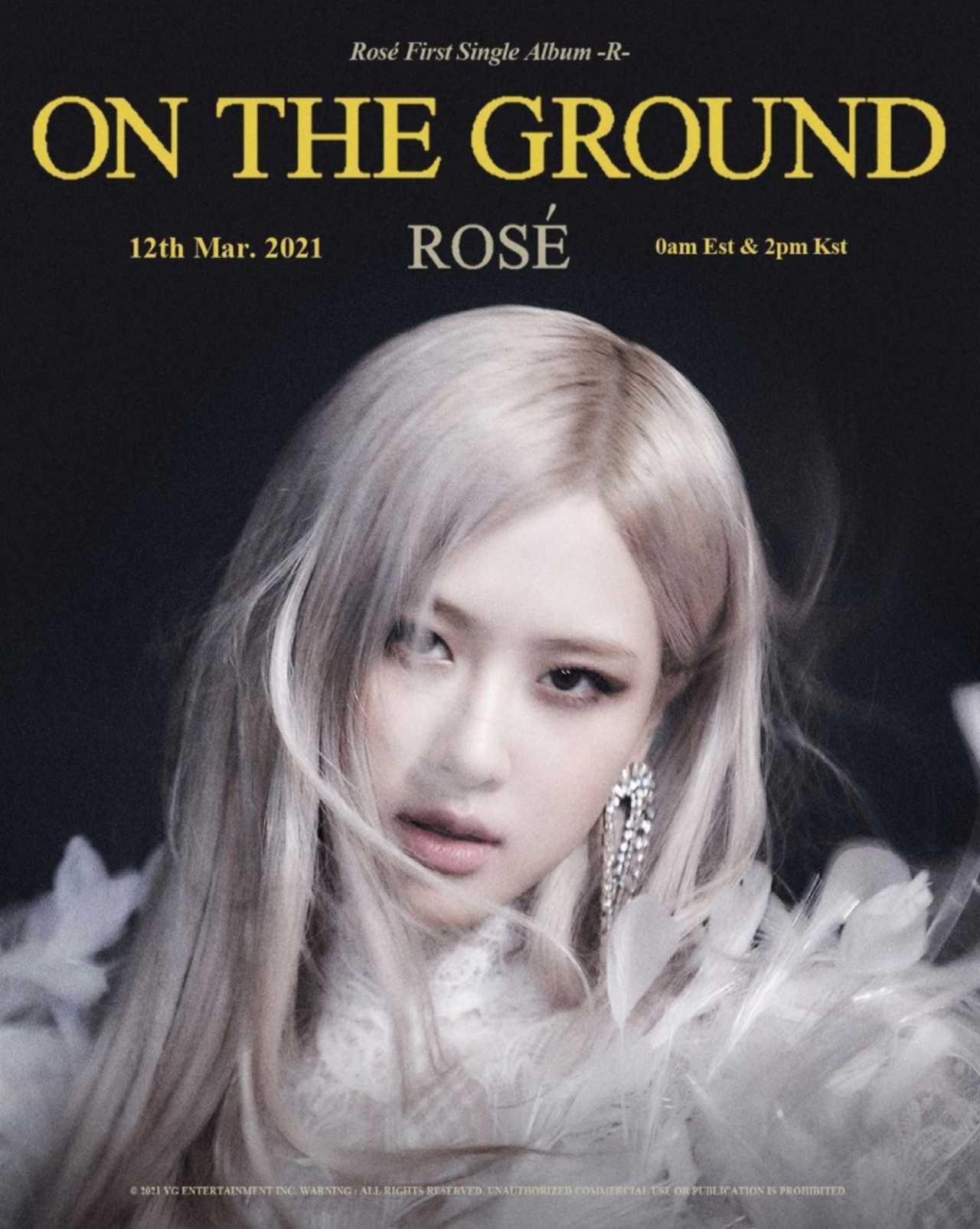 Rosé de BLACKPINK lanza su sencillo como solista