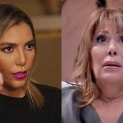 Alejandra Guzmán asegura que Frida Sofía denunció a Enrique Guzmán por seguidores
