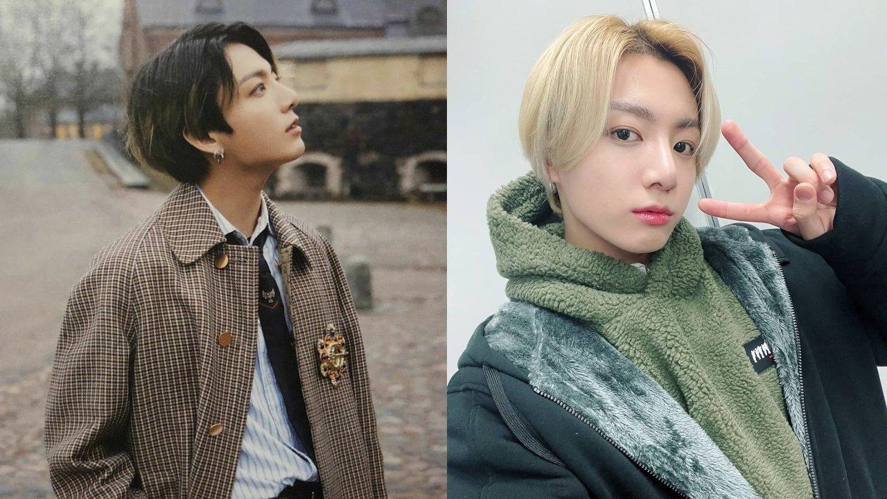 Jungkook de BTS antes ser famoso