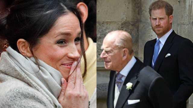 Culpan a Harry y a Meghan Markle por la muerte del príncipe Felipe