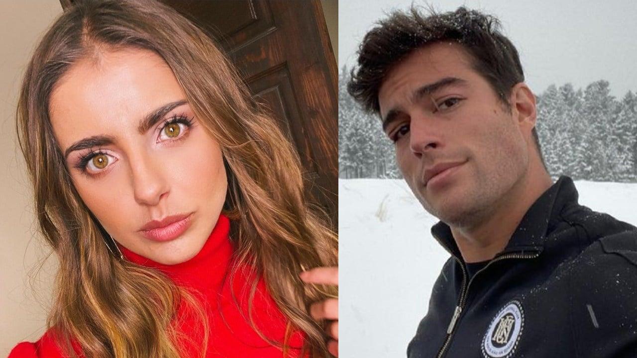 Michelle Renaud y Danilo Carrera regresan
