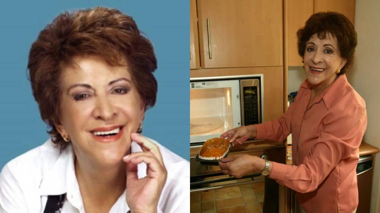 Muere la chef Chepina Peralta a los 90 años de edad