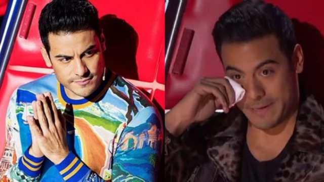 Carlos Rivera: Fan cuenta lo decepcionante que fue conocer al cantante