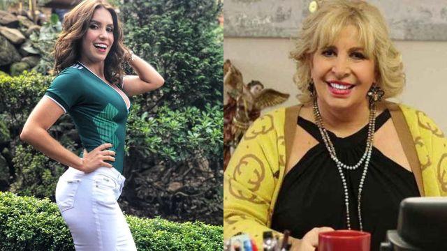 Andrea Escalona habla de la gran herencia que le dejó Magda Rodríguez al morir