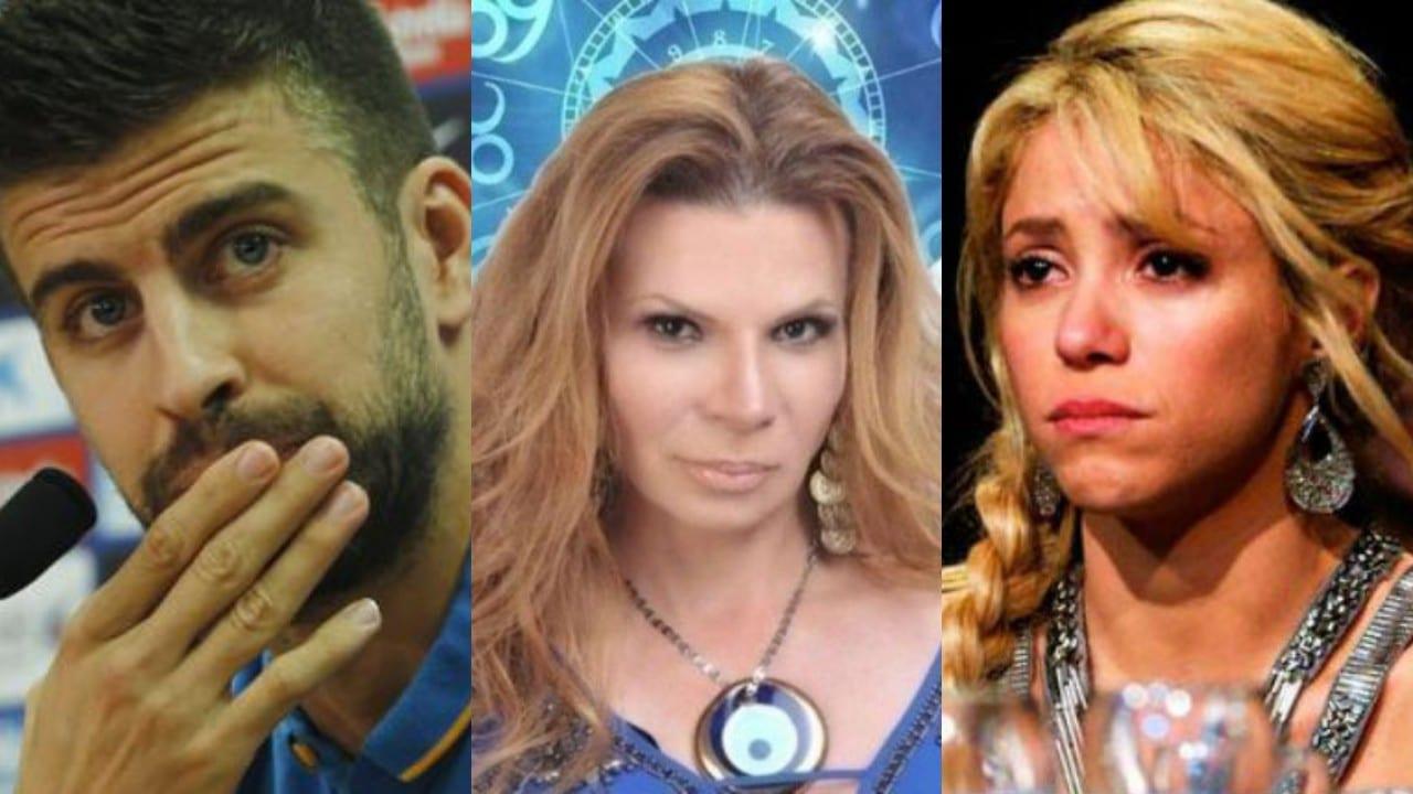 Lágrimas de Shakira: Mhoni Vidente asegura que Piqué es gay y saldrá del clóset
