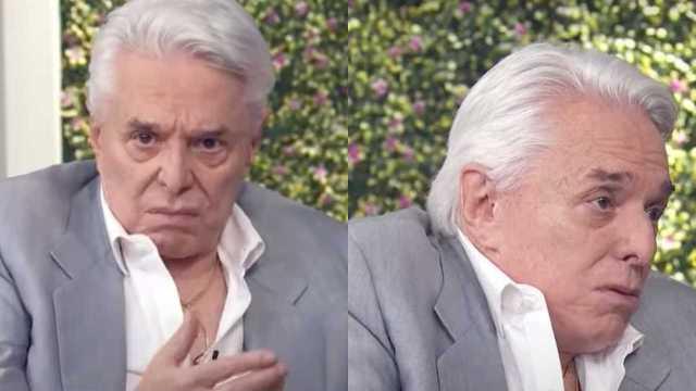 Enrique Guzmán reaparece en Hoy