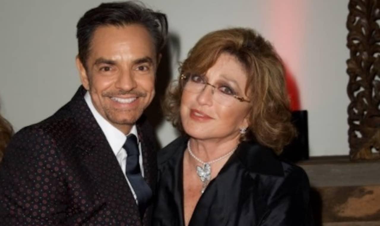 Eugenio Derbez y Angélica María