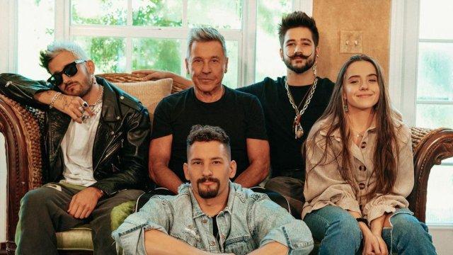 Familia Montaner prepara reality show