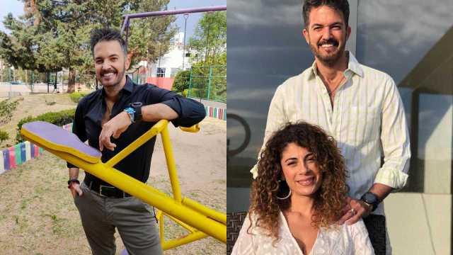 Fernando del Solar se compromete con su novia Ana Ferro