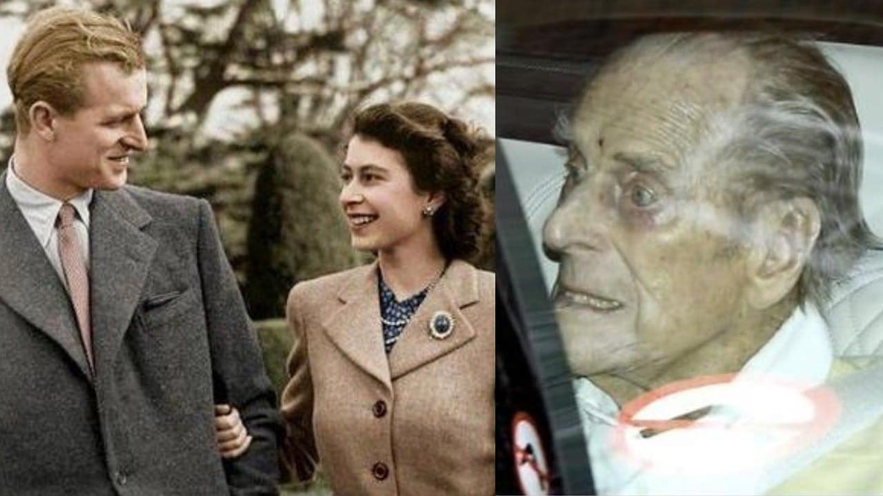 Principe Felipe antes y después