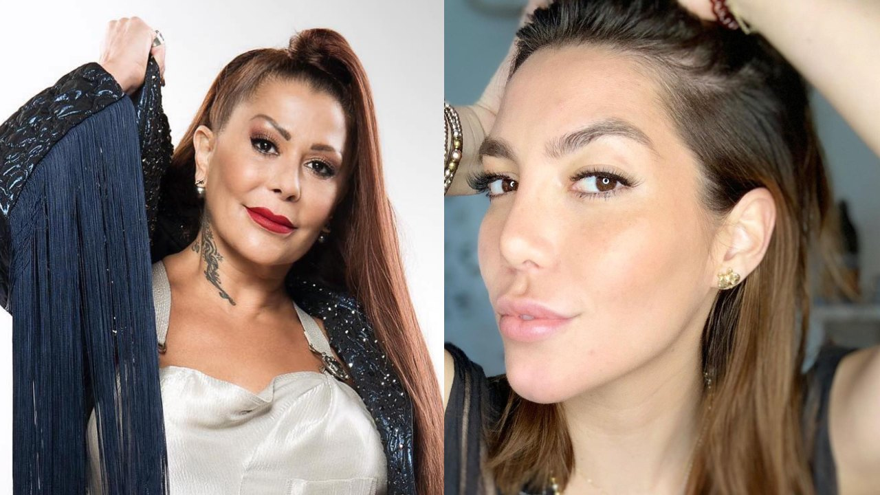 Frisa Sofia publica nueva prueba Alejandra Guzman