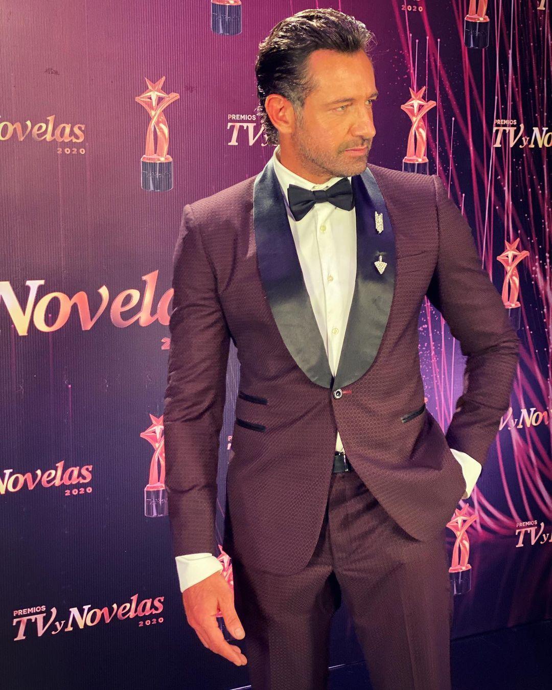 Gabriel Soto actor viejo arrugado