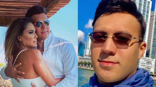 Larry Ramos, esposo de Ninel Conde, es detenido en EU por fraude millonario