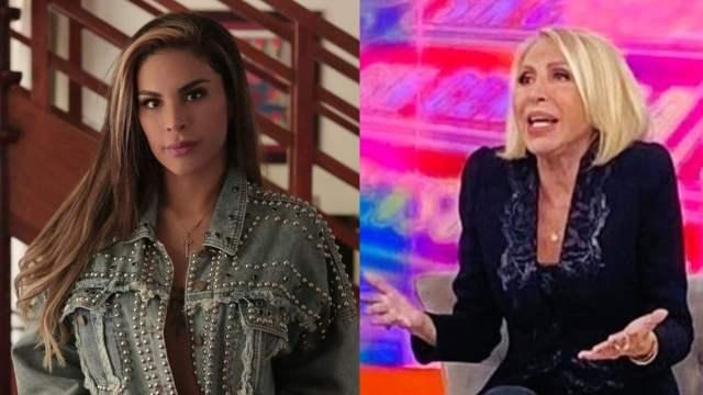 Laura Bozzo contra Tefi Valenzuela