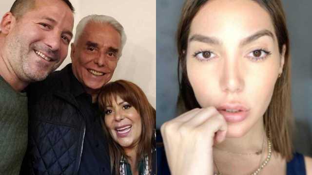 Luis Enrique Guzmán revela que ya habló con abogados para demandar a Frida Sofía