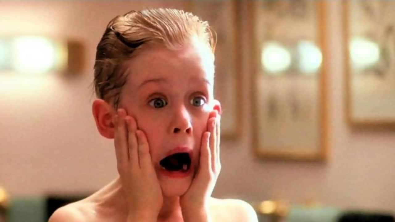 Macaulay Culkin como Kevin McCallister
