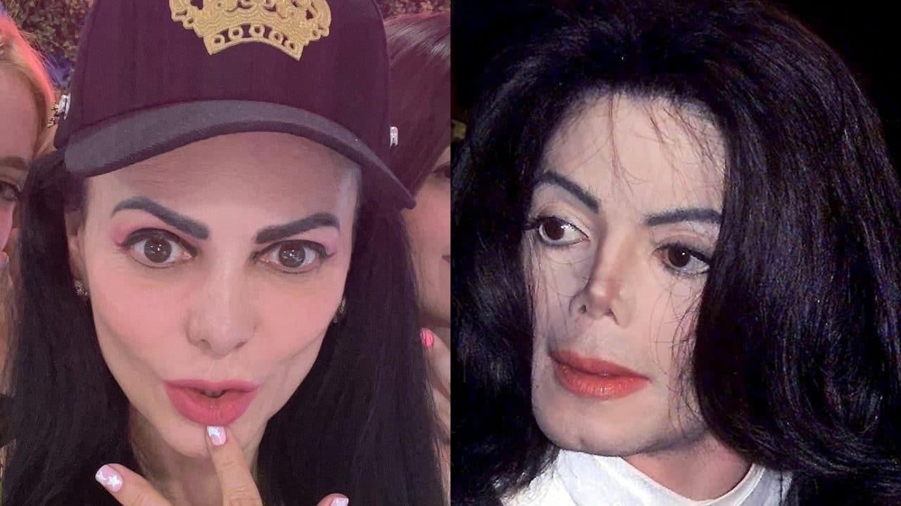 Maribel Guardia es comparada con Michael Jackson por una selfie
