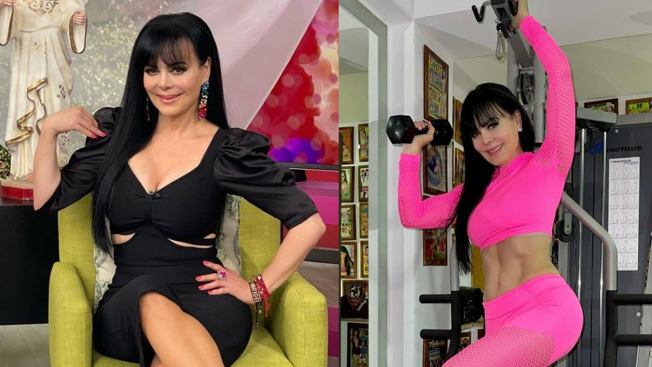 Maribel Guardia revela dieta para su figura