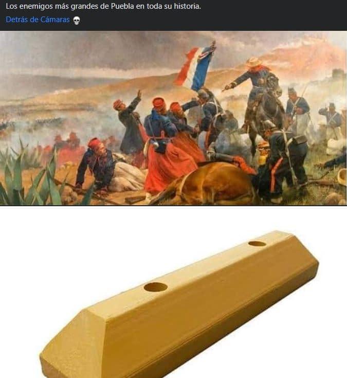 poblanos ciclovía caídas puebla memes