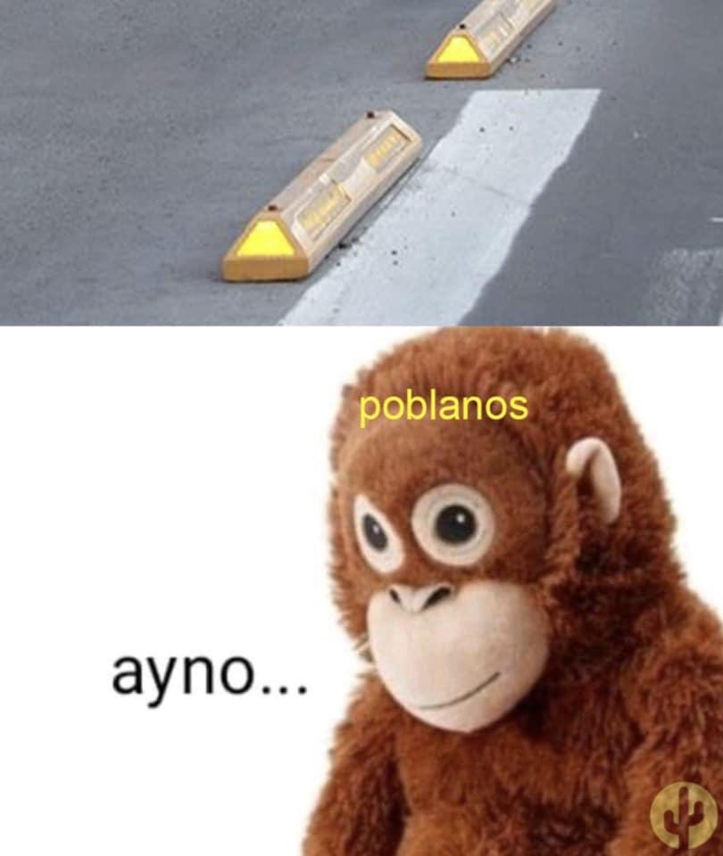 mejores memes caídas poblanos ciclovía puebla