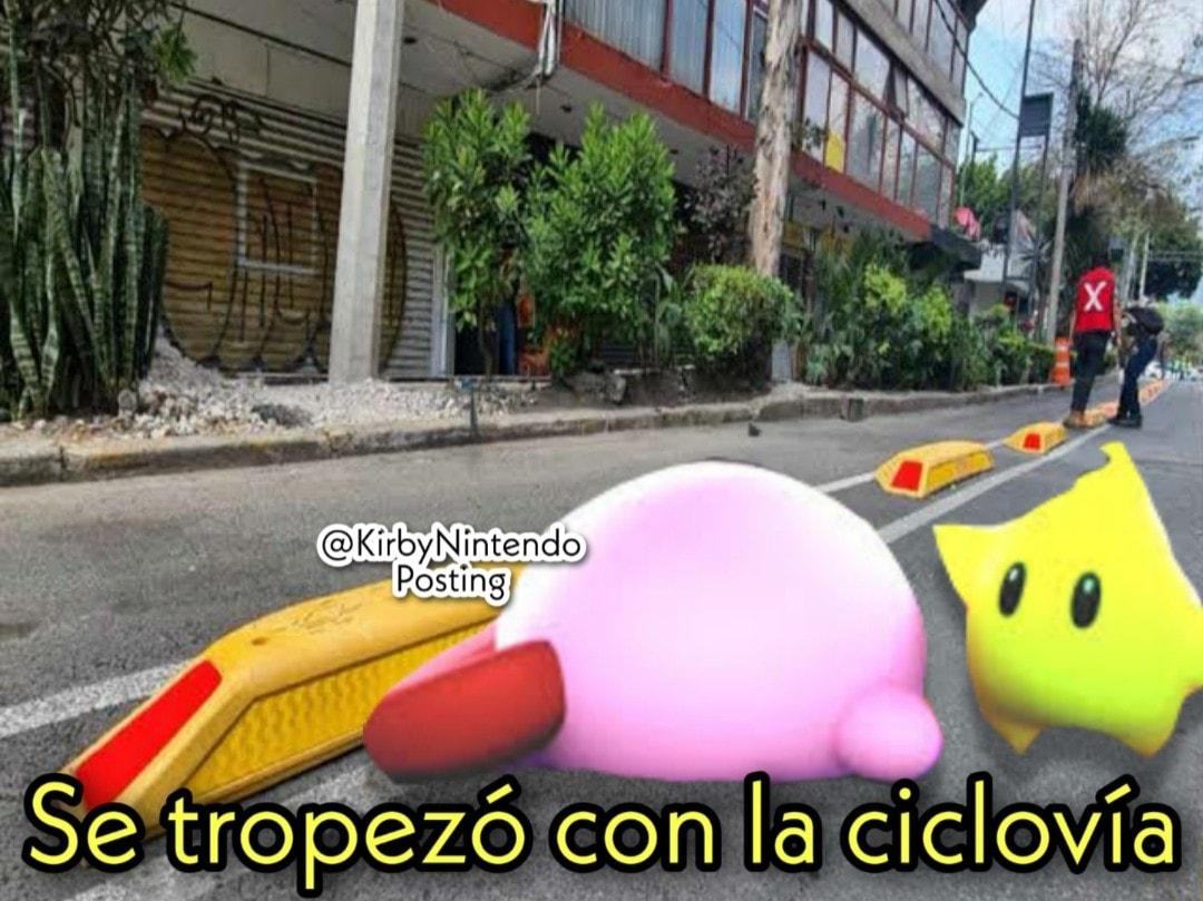 viral memes caídas poblanos ciclovía puebla