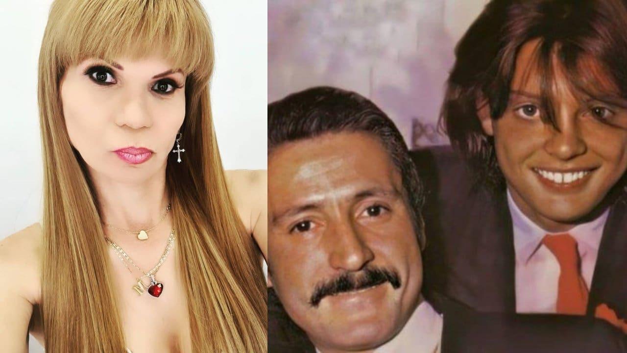 Mhoni Vidente Luisito Rey y Luis Miguel