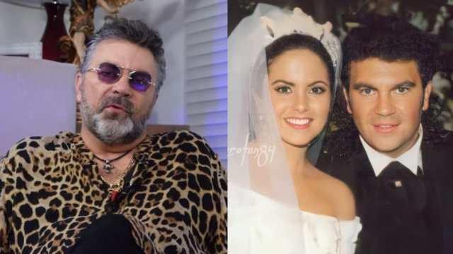 Mijares habla sobre su boda con Lucero