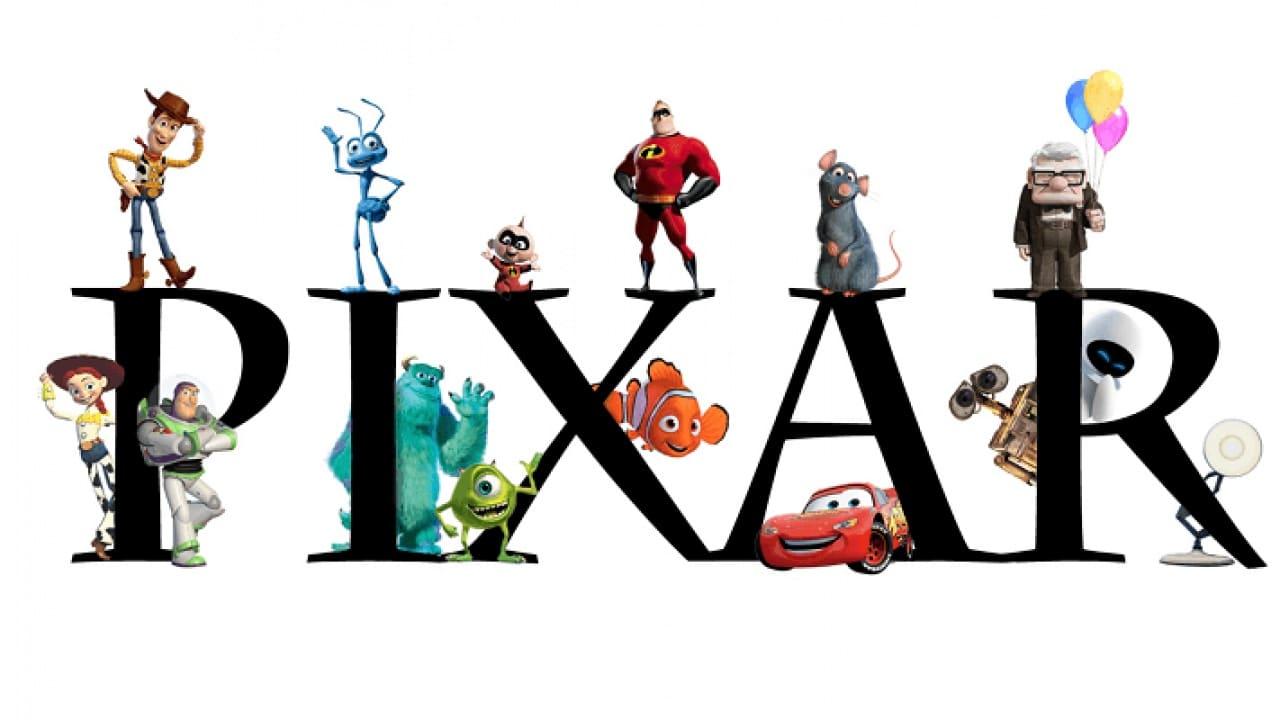 Pixar un nuevo e importante personaje