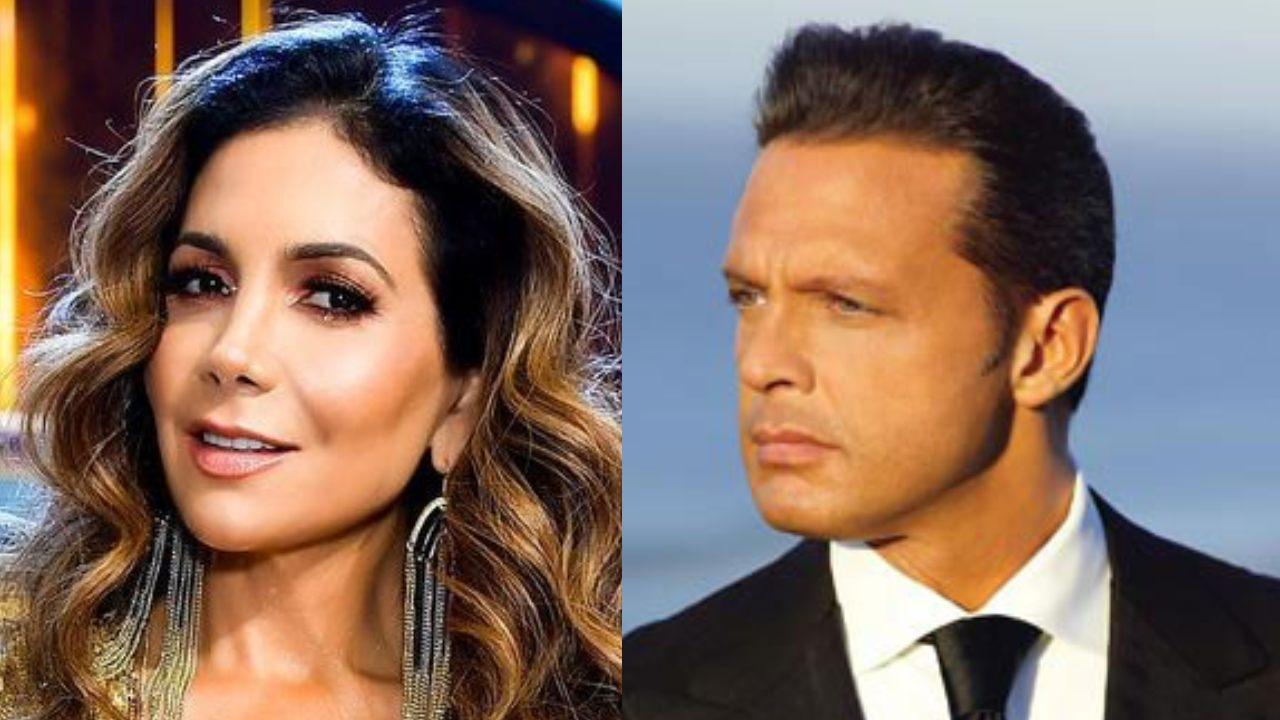 Patricia Manterola arremete contra 'Luis Miguel, la serie' y aclara su relación con el cantante