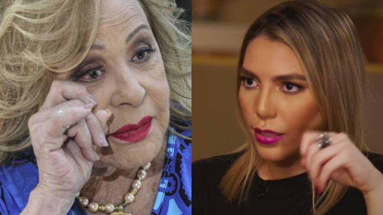 Frida Sofía confiesa que Silvia Pinal la regañó por su sobrepeso