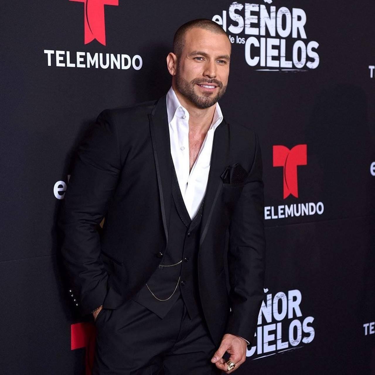 Rafael Amaya actor hija no reconocida