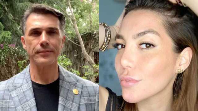 Sergio Mayer invita a Frida Sofía a iniciar acción penal contra Enrique Guzmán