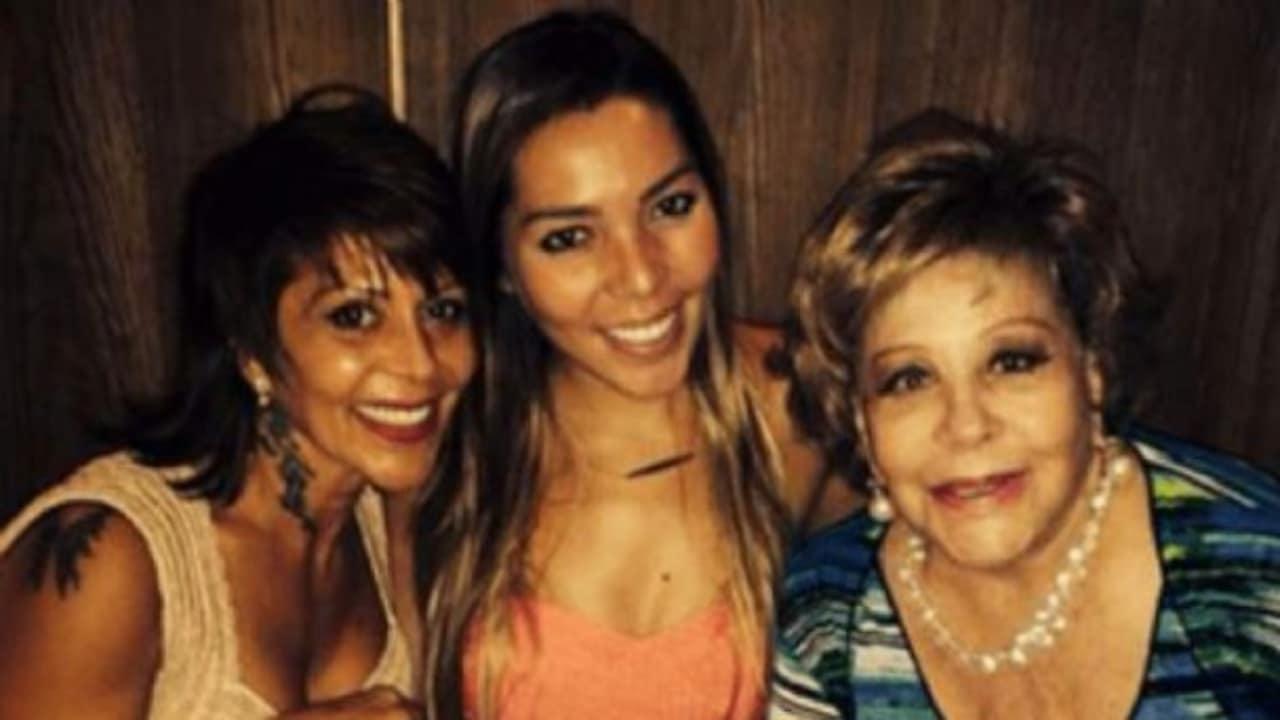 Frida Sofía fue regañada por su abuela Silvia Pinal