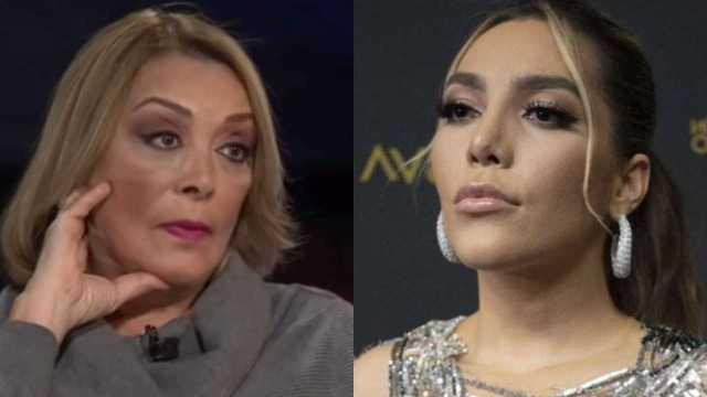 Sylvia Pasquel reacciona a la acusación de Frida Sofía contra Enrique Guzmán