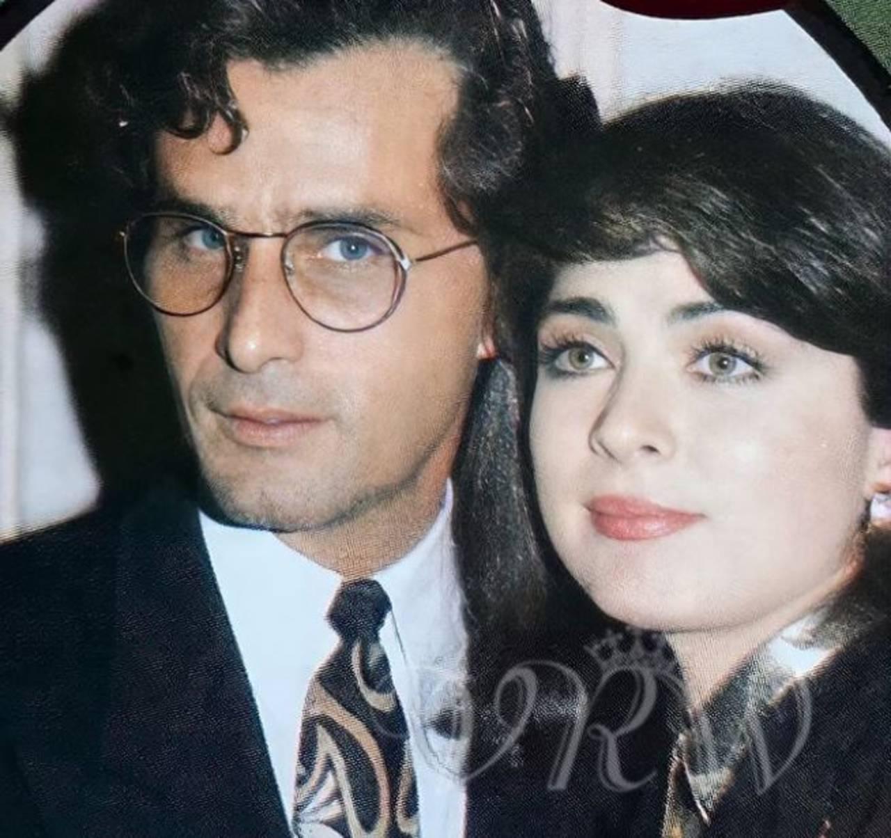 Victoria Ruffo joven foto Mon Laferte parecida
