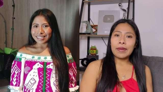 Yalitza Aparicio muestra cómo es su casa