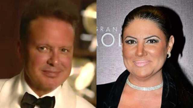 Alejandra Ávalos insiste que anduvo con Luis Miguel