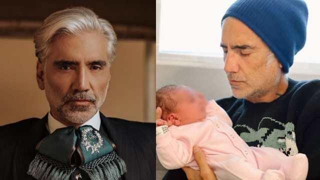 Alejandro Fernández presume a su nieta Cayetana y le dedica todas sus serenatas